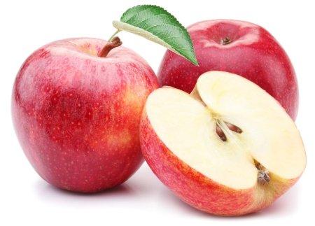 リンゴは血圧を下げる食品の代表