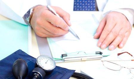 高血圧などの原因を確かめます