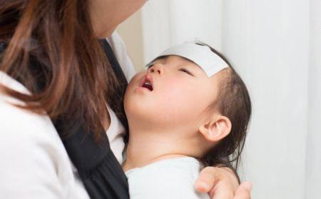 咳による飛沫感染